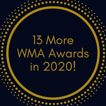 WSI gana 13 premios web WMA más en 2020