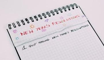 Recursos Valiosos Para Que Sus Propósitos de Año Nuevo no se le Escapen de las Manos