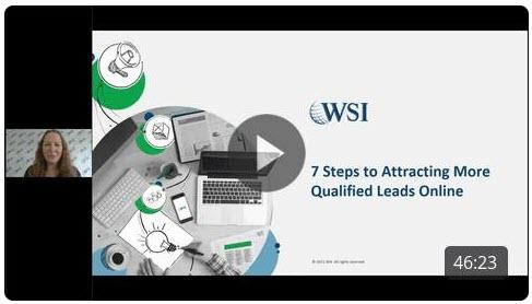 Seminario web de WSI_ 7 pasos para atraer clientes potenciales más calificados en línea