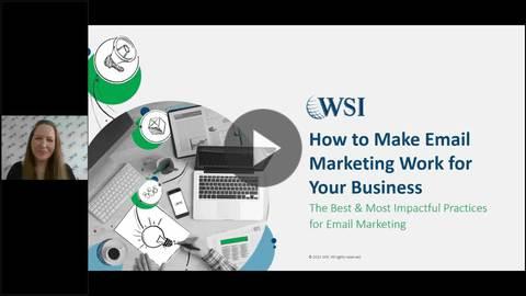 Grabacion de webinar con seis consejos que harán que el email marketing funcione