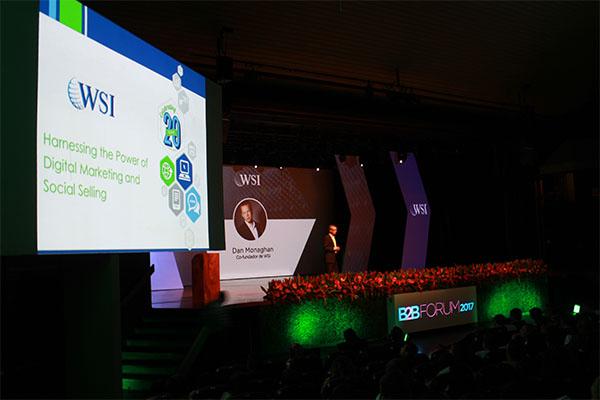 La presentación de WSI sobre el papel del marketing digital en la maximización del ROI causó gran impacto entre la comunidad empresarial de Costa Rica