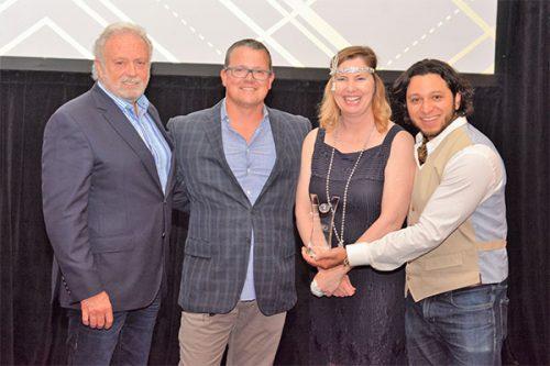 WSI otorga el Top Performing Supplier Award, como proveedor de gran desempeño a SharpSpring