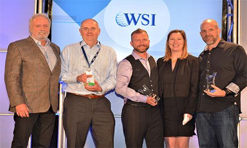 WSI presenta a los ganadores del premio Top Contributor 2017