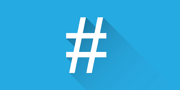 Cinco formas de usar los hashtags de manera efectiva en su marketing en medios sociales