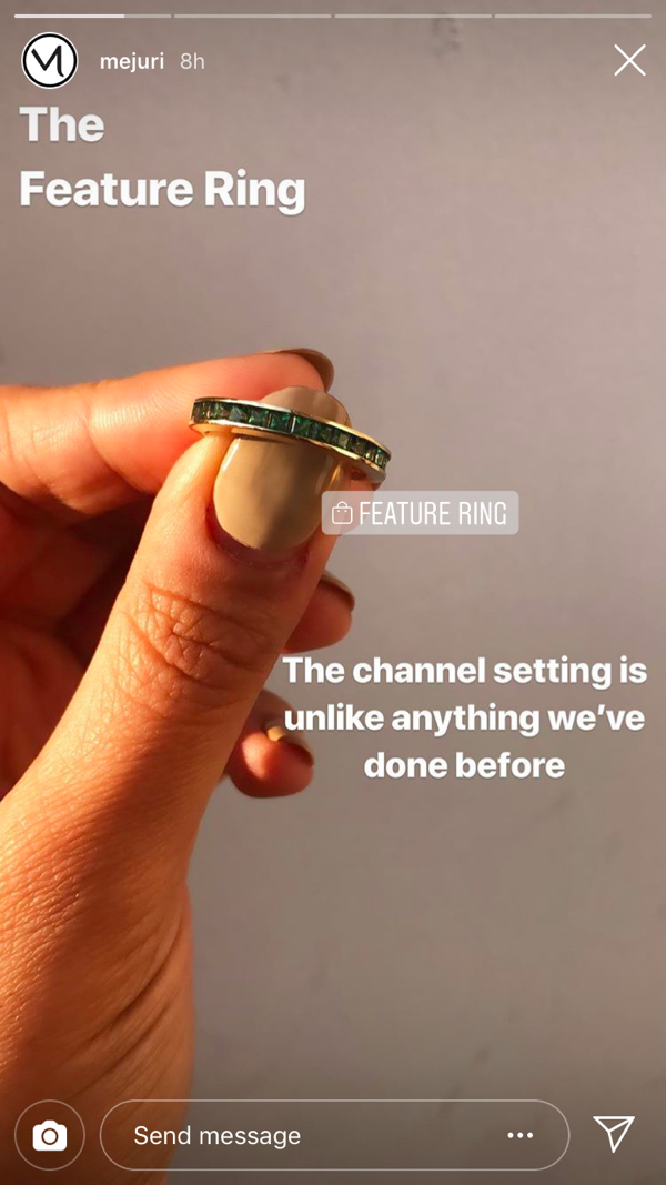 Screenshot of an Instagram post.