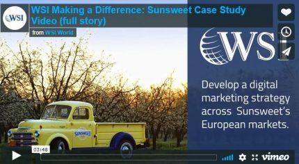 Análisis de caso WSI: Sunsweet