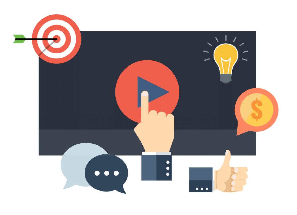 Siete tipos de videos para fortalecer su marca, su negocio y su rentabilidad